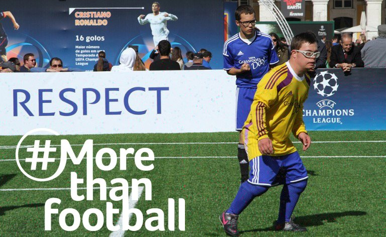 #Morethanfootball Resources