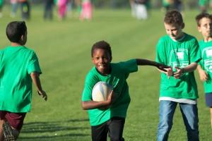 Scoren voor Gezondheid is een project waarbij voetballers uit de Eredivisie kinderen van de basisschool aanzetten tot een gezonde leefstijl. Zij geven het goede voorbeeld in bewegen en gezonde voeding. Het project start met een clinic en een fit- en gezondheidstest bij het Goffertstadion van N.E.C. De kinderen ondertekenen daar een gezondheidscontract met één van de spelers. Op school komen vervolgens vijf thema's over voldoende bewegen en gezonde voeding aan de orde. Hierbij worden studenten van ROC Nijmegen en HAN ingezet. N.E.C. Doelbewust werkt samen met GGD regio Nijmegen om het project aan te laten sluiten bij het beleid in de regio.