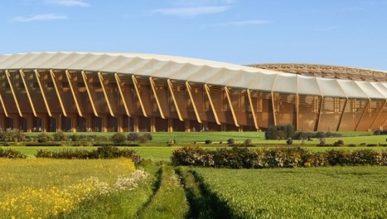 Forest Green new stadium header