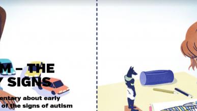 UEFA Foundation for Children Autism support header image