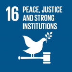 International Day of Sport for Development and Peace SDG logo