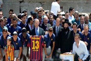 International Day of Sport for Development and Peace Barcelona