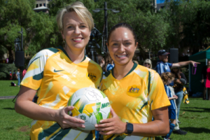 gender equality football federation australia
