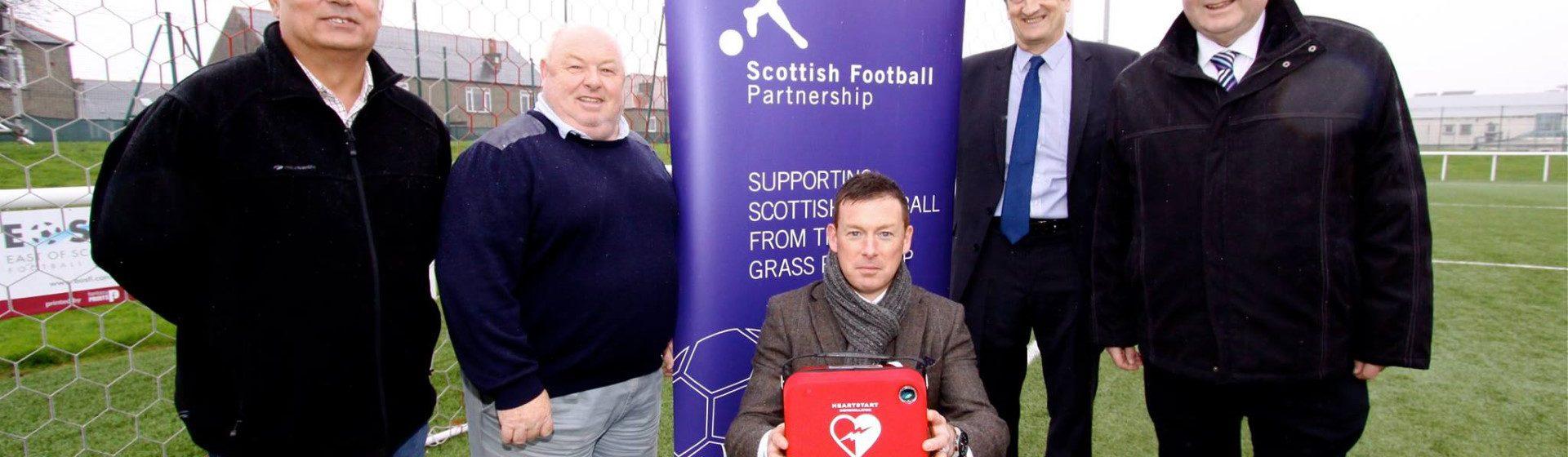 East of Scotland FA header