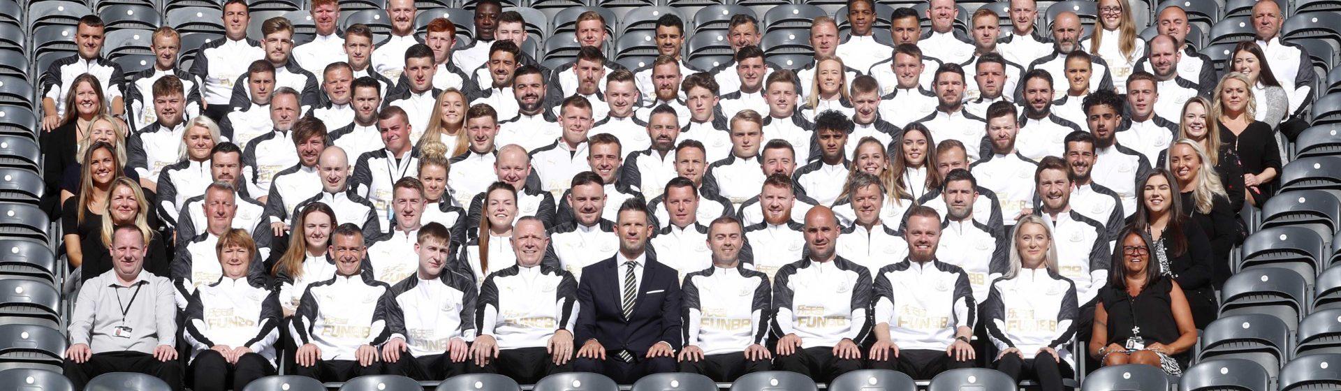 Newcastle United Foundation header