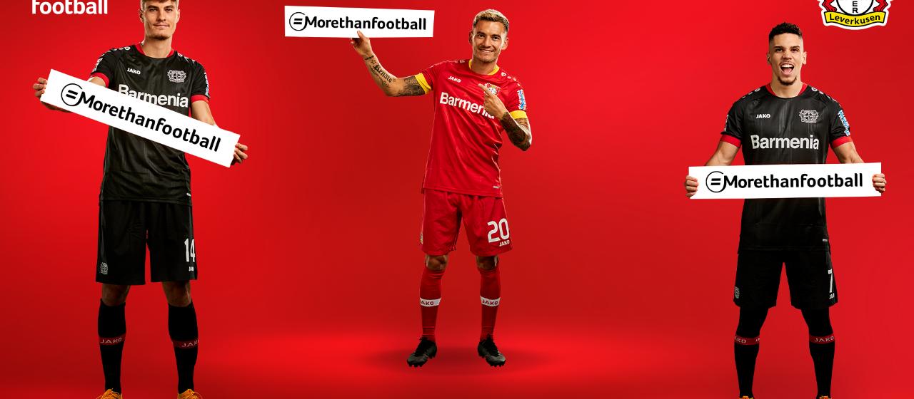 Bayer 04 Leverkusen header