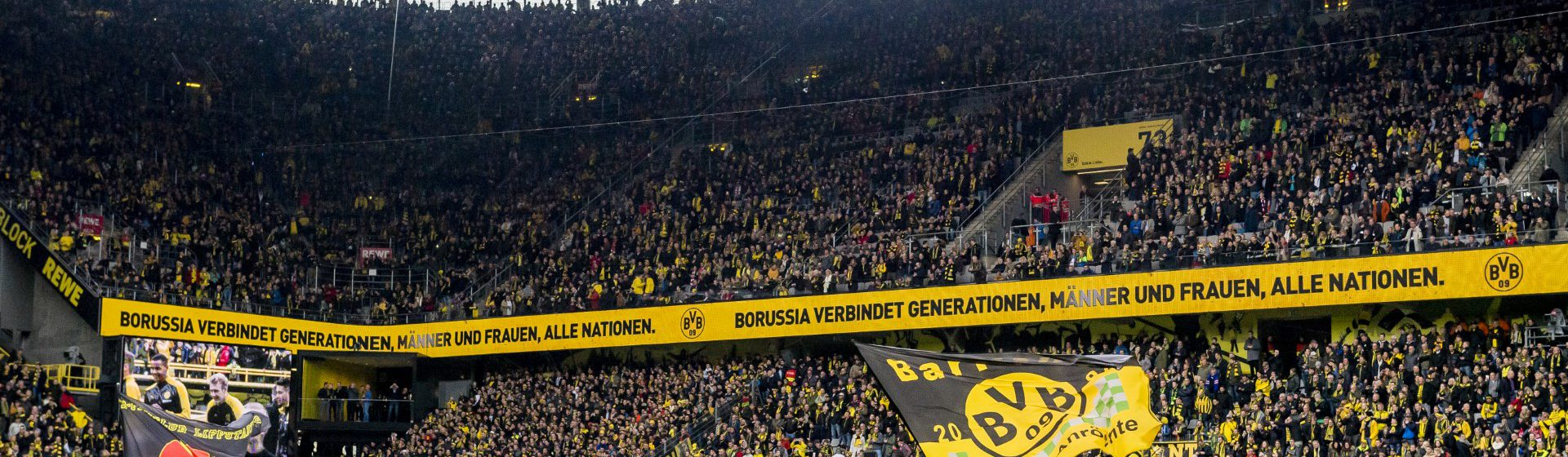 Borussia Dortmund header