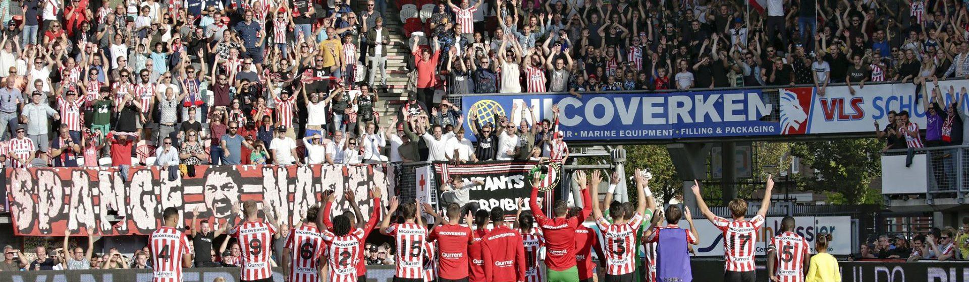 Sparta Rotterdam header