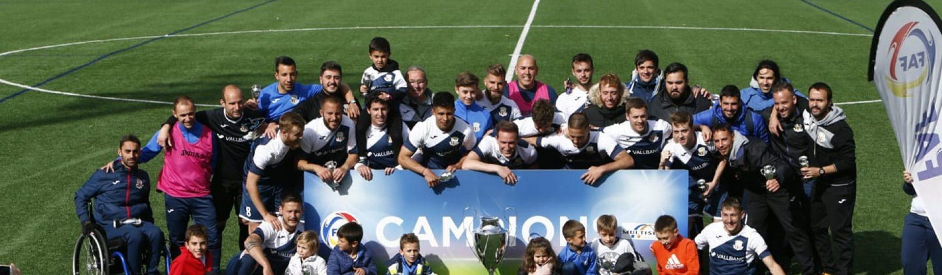 FC Santa Coloma header