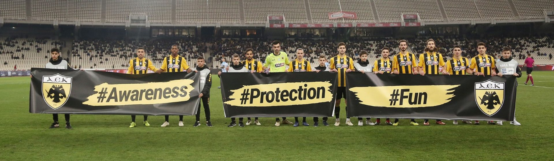 AEK FC ATHENS header