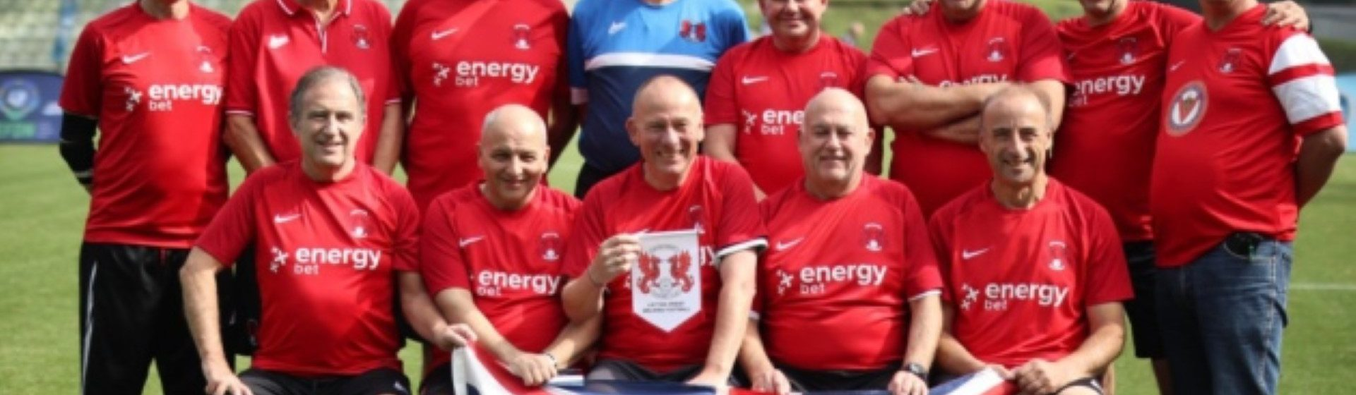 Leyton Orient Walking Football Club header