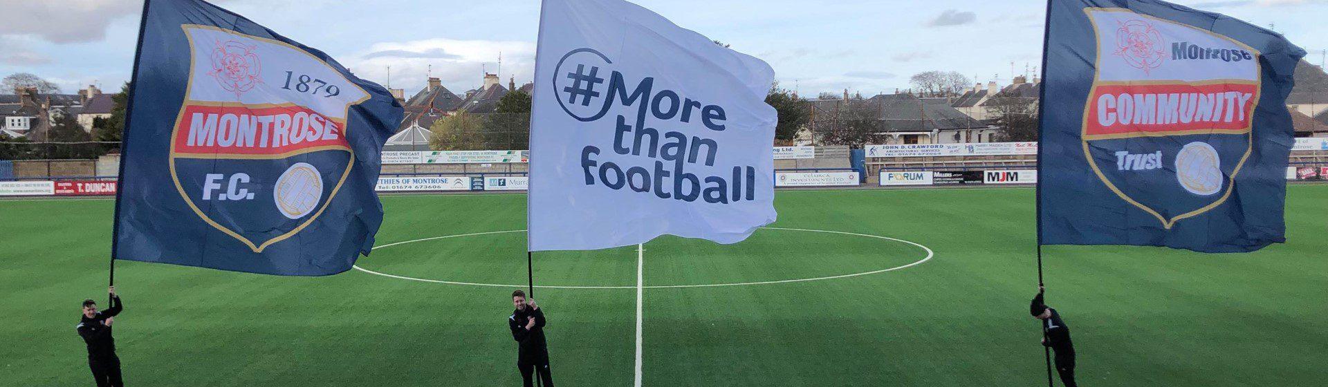 Montrose Community Trust header