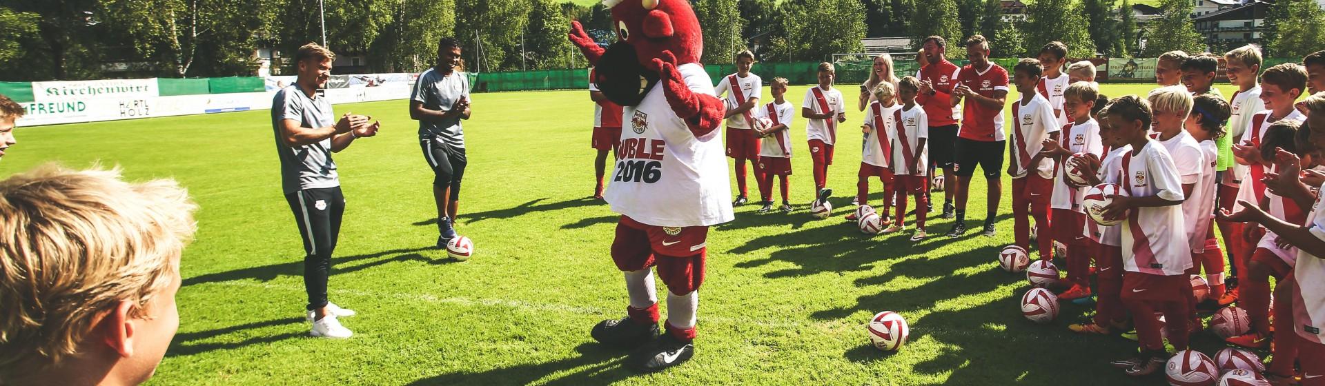 FC Red Bull Salzburg header