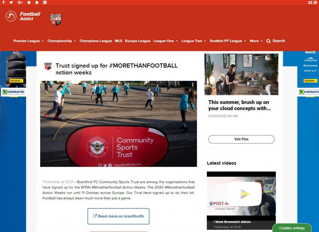 Football-addict.com 23/09/2020