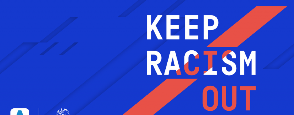 This image has an empty alt attribute; its file name is keep-racism-1-4-1024x402.png