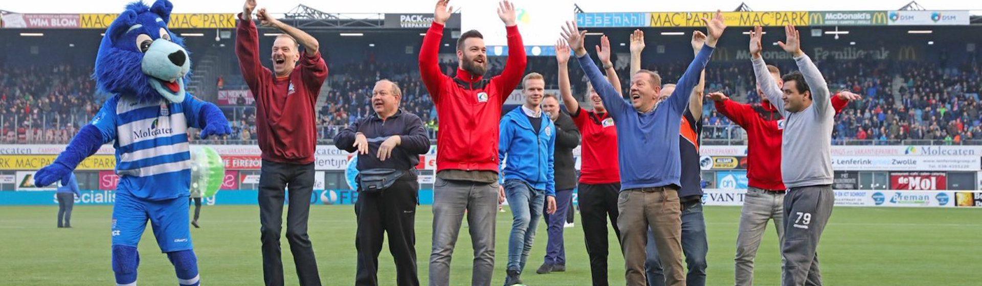 PEC Zwolle United header
