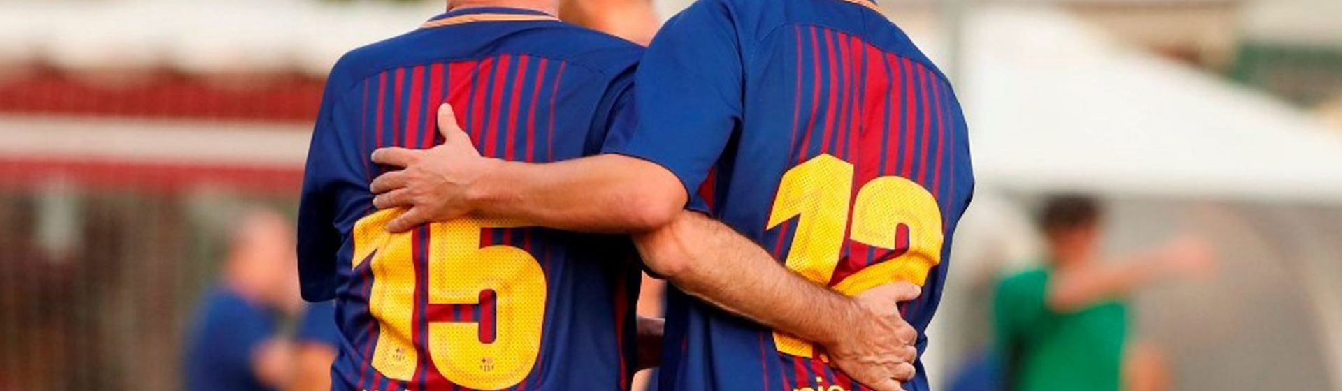 FC Barcelona Players Association header