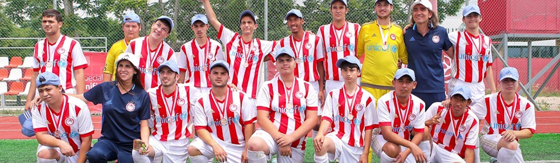 Olympiacos FC header