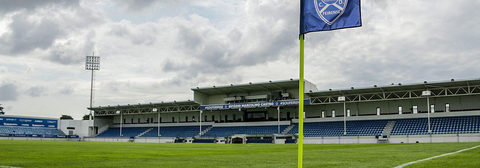 Clube Desportivo Feirense header