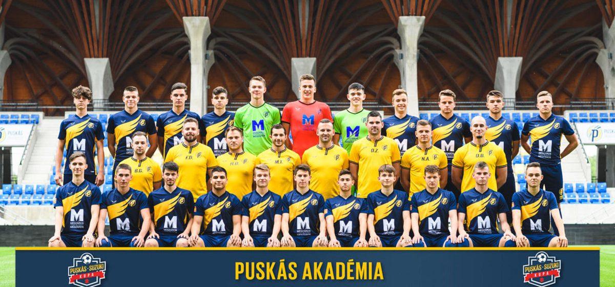 Puskás Akadémia FC header