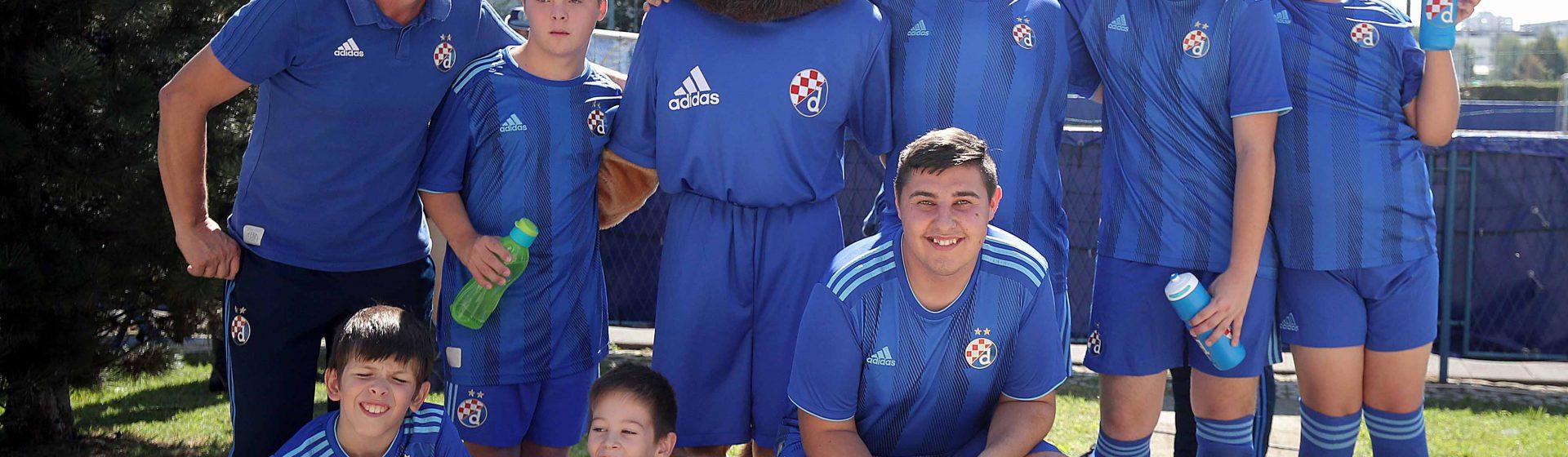 GNK Dinamo Zagreb header