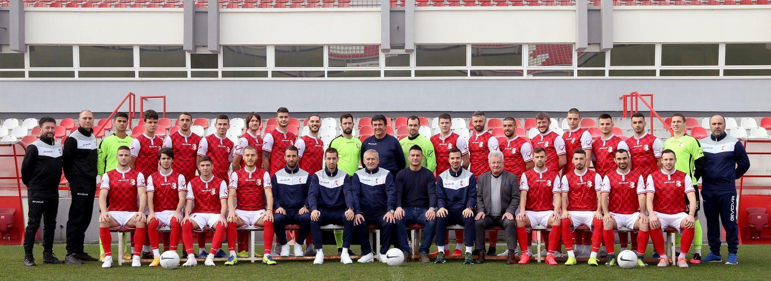 FK Napredak Kruševac header